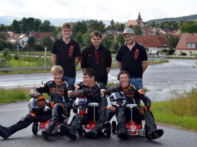 Blicklokal Bobbycar Ostheim Rhön Rennen Bobbycarclub