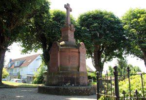 Ehrendenkmal Bruderkrieg 1866 quer