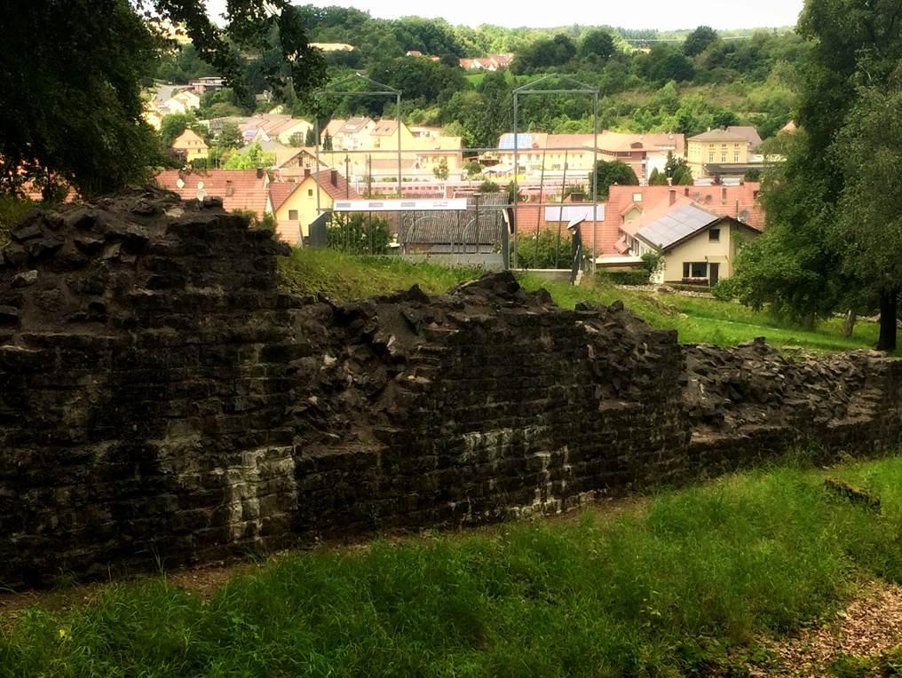 BlickLokal: Römisches Kastell in Osterburken