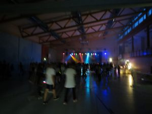 School's Out Party Blicklokal