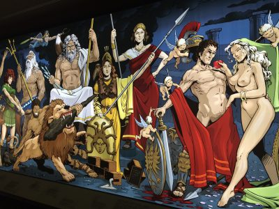 BlickLokal: Römische Götterwelt im Römermuseum Osterburken