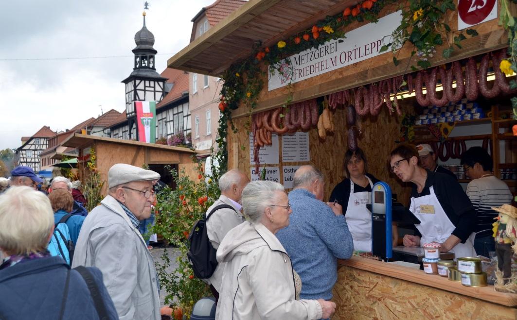 RhönerWurstmarkt Blicklokal