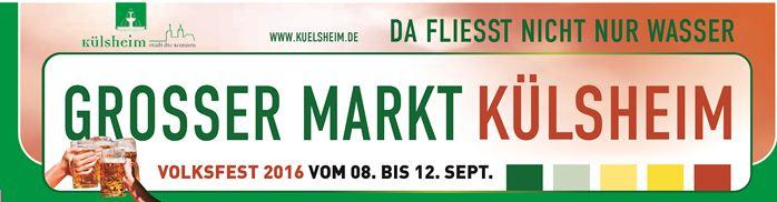 Großer Markt Külsheim, Volksfest