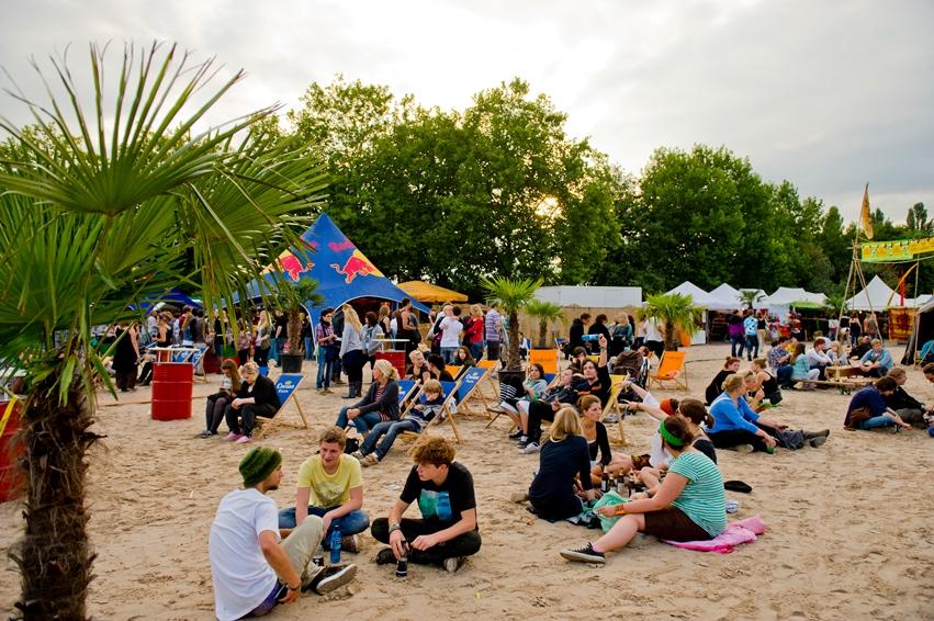 Afrika Karibik Festival Beach