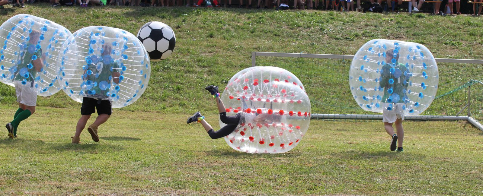 Crazy Bubbleball Turnier Stangenroth