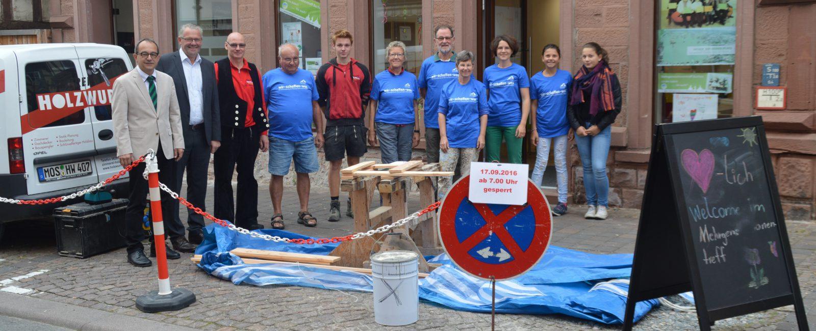 Mehrgenerationentreff, Freiwilligentag, Metropolregion, Rhein-Neckar