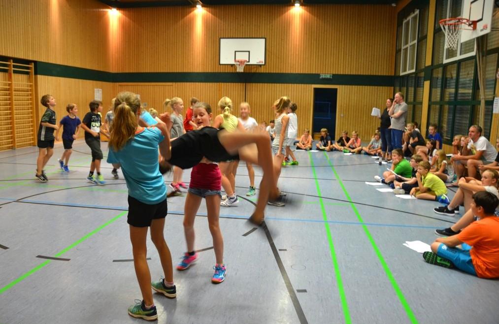 Schullandheim, Klassenfahrt, Rhön, Rappershausen, Gymnasium, Theaterworkshop
