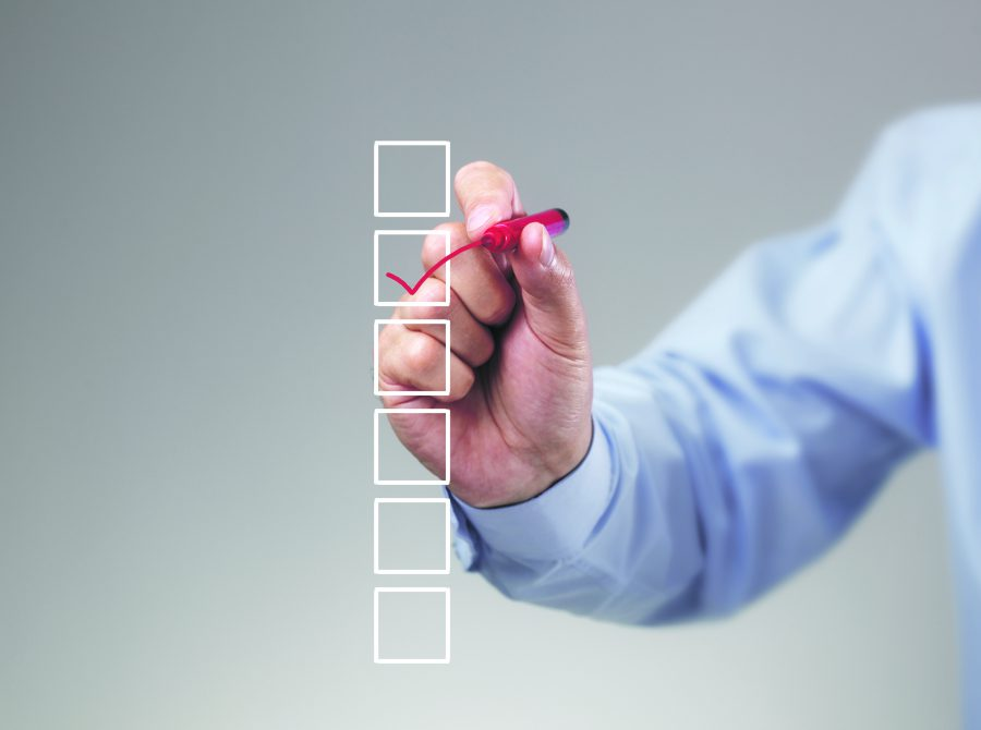 Checklist, Umfrage, Blicklokal, Leser