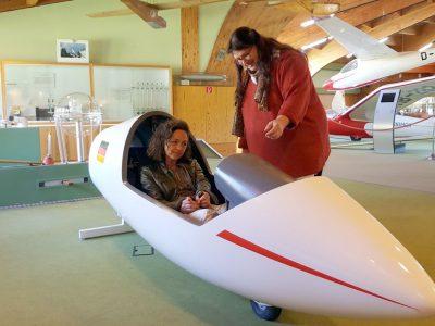 Gersfeld, Fliegen, Segelflugmuseum, Wasserkuppe