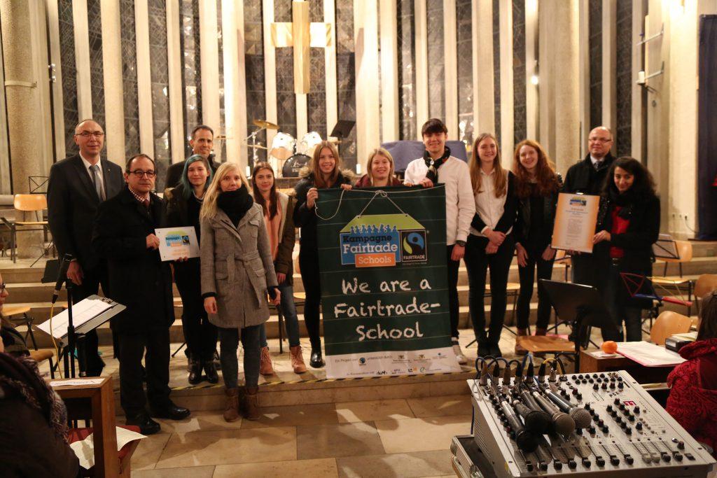 BlickLokal, Buchen, Schule, Fairtrade, Konzerz
