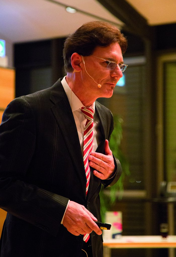 Norbert Beck spricht aus Erfahrung. Emotionales Marketing muss das Herz des Kunden erreichen. Dafür braucht es ein mindestens ein Lächeln und eine Begrüßung.