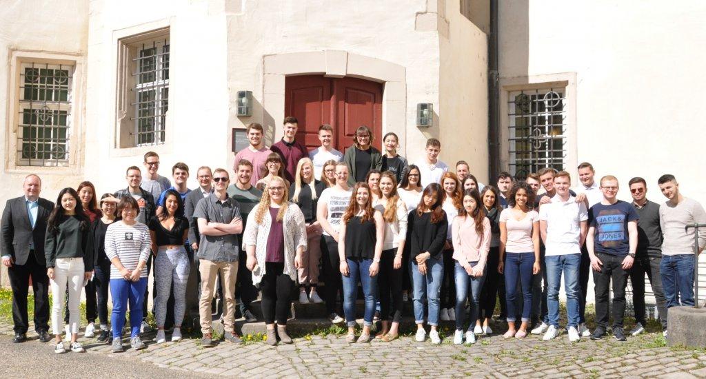 15 Internationale Gäste in Bad Mergentheim