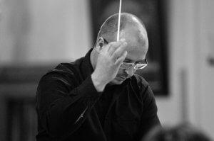Kirchenmusiker Horst Balles