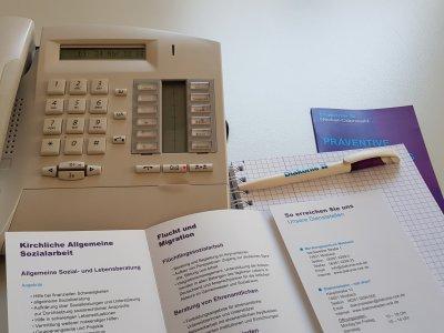 Telefonsprechstunde in Mosbach und Buchen